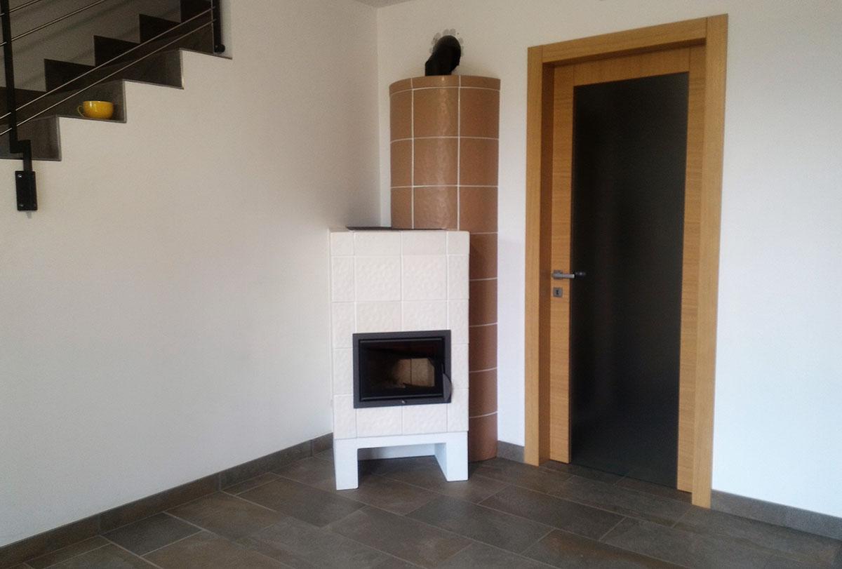 Venturi stufe stufe in maiolica decorata