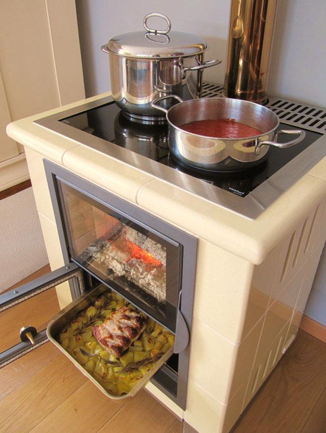 Cucinare Con La Cucina A Legna.Cucinare Con La Cucina A Legna Damesmodebarendrecht